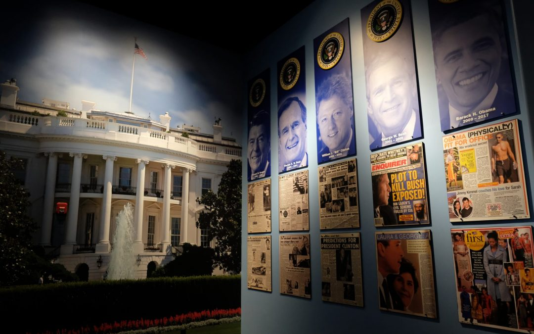 Amazing new National Enquirer Museum