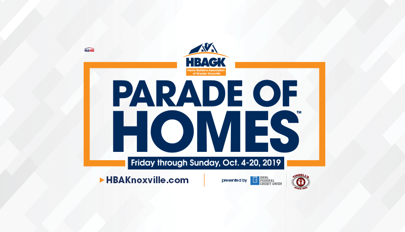 Knoxville HBAGK Parade of Homes 2019 opens