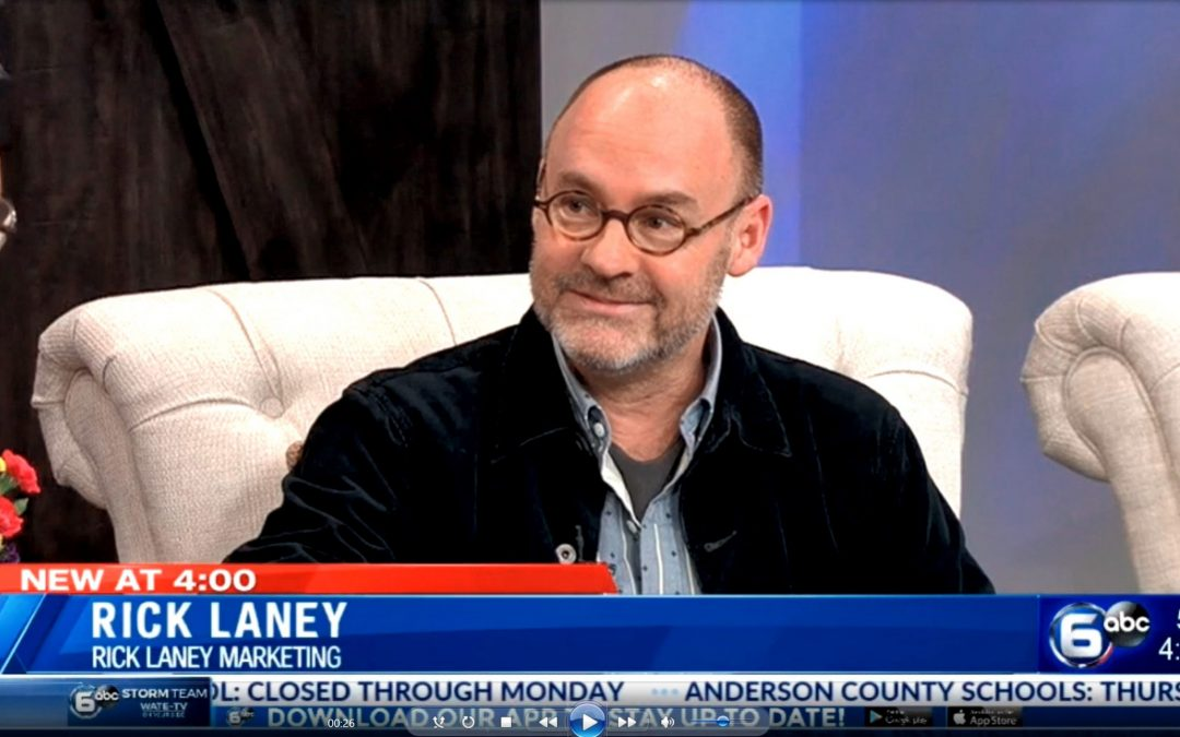 Rick Laney discusses Super Bowl advertising (WATE)